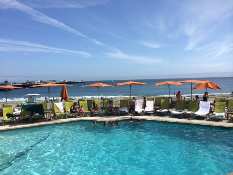 The Dream Inn - Santa Cruz